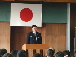 鎌田副士長