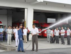 消火栓の取扱い