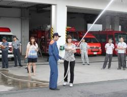 消火栓の取り扱い