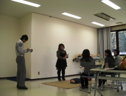 8名の受講生が4日間にわたり、合計24時間の講習を受講しました。