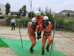 引揚救助訓練2